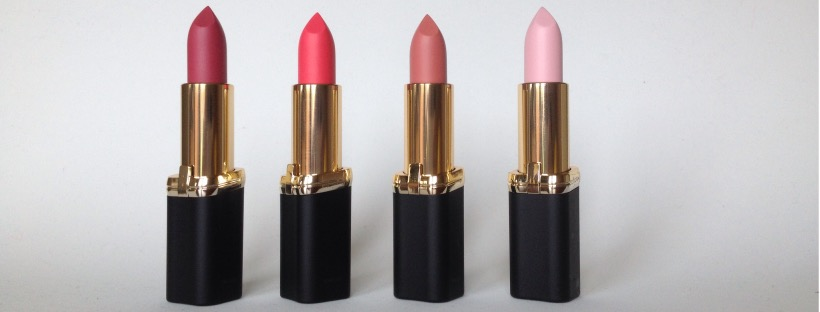 L'Oreal Paris La Vie En Rose lipstick