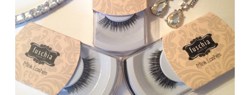 Fuschia Make Up Mink Lashes