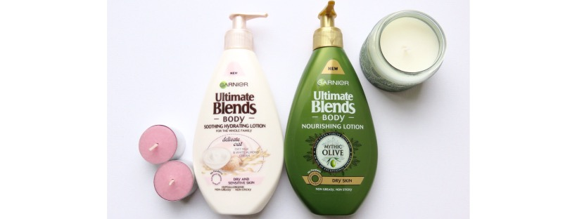 Garnier Ultimate Blends Body Lotion