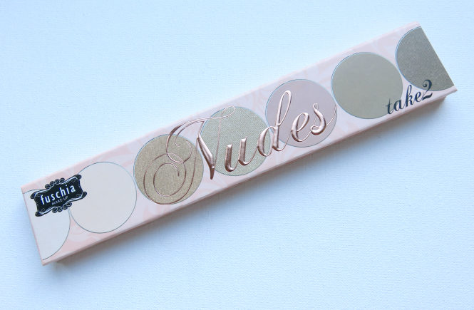Fuschia Nudes Take 2 Palette