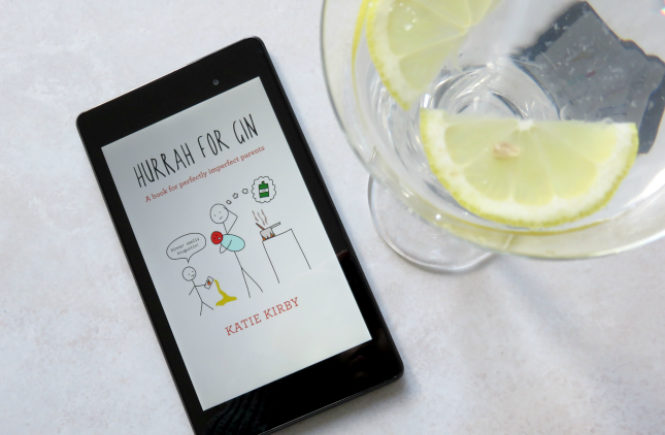hurrah for gin book review