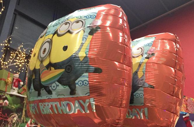 Birthday fun at The Fun Factory